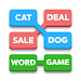 Word to Word: Fun Brain Games, Offline Puzzle Game icon