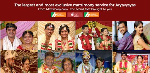 Aryavysya Matrimony App - A TeluguMatrimony Group - Apps on