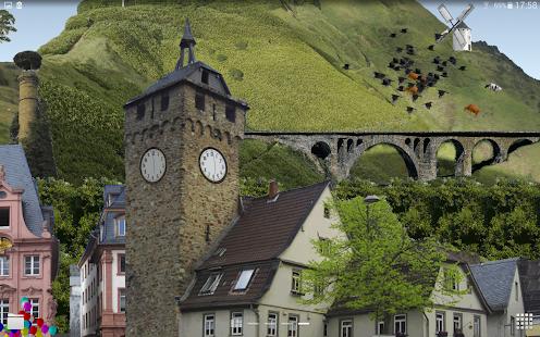 Village LITE Live Wallpaper - screenshot thumbnail