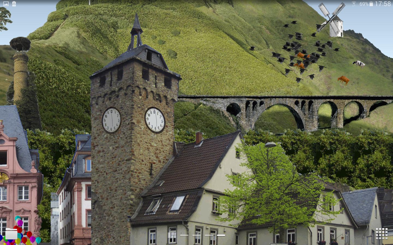 Village LITE Live Wallpaper - screenshot