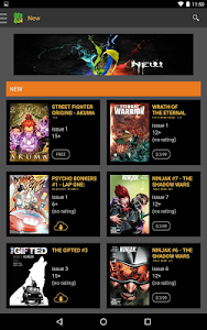 Visionbooks Comic Reader screenshot 6
