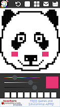 Draw Pixels - Pixel Art Game - screenshot thumbnail 16