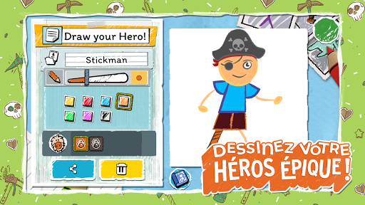 Draw a Stickman: EPIC 3  captures d'écran 1