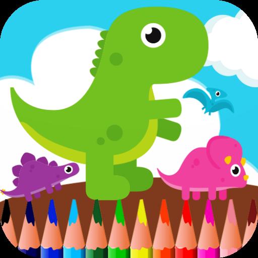 恐龍圖畫書 教育 App LOGO-APP試玩