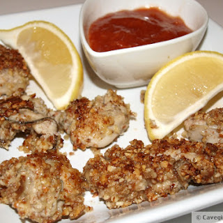 """Fried"" Oysters"