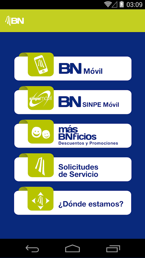 Bn m s cerca de usted android apps on google play for Bankia oficina internet movil