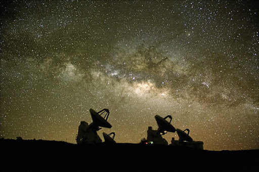 Sky eyes: Radio astronomy sites in SA are to be consolidated into the South African Radio Astronomy Observatory. Picture: ISTOCK