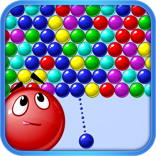 Challenging Bubble Shooter!