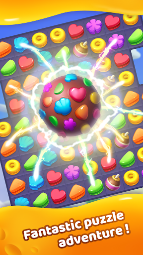 Cookie Crunch - Matching, Blast Puzzle Game filehippodl screenshot 2