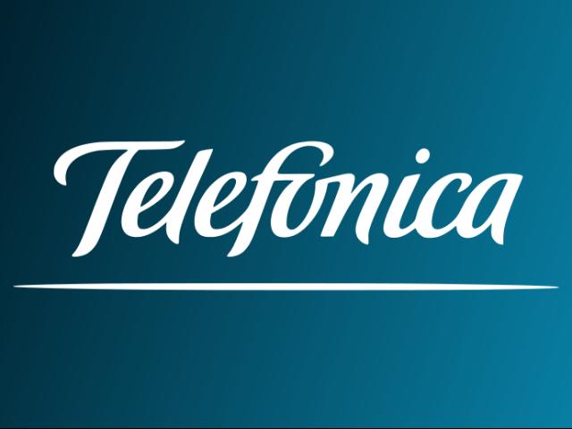 Logo Telefônica Brasil.