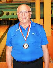 Photo: Senioren Einzel-Herren – 3. Platz: Helmut Martin