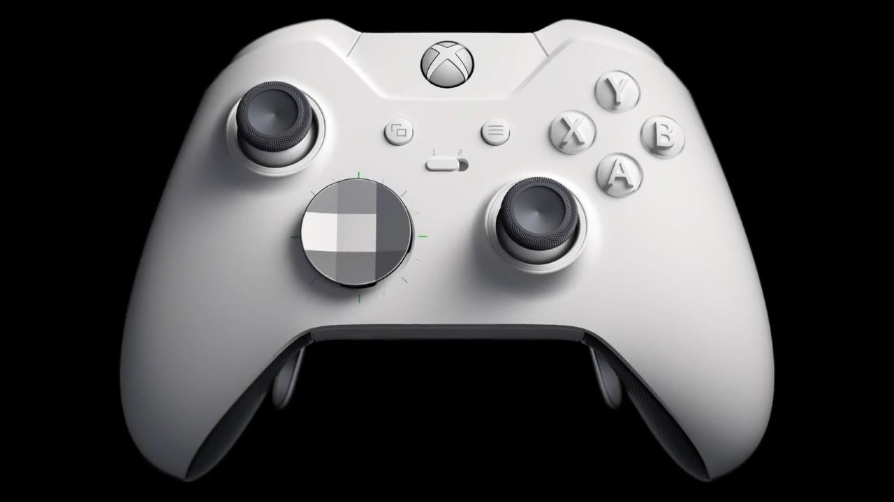 Hình ảnh của tay cầm chơi game Microsoft Xbox One Elite