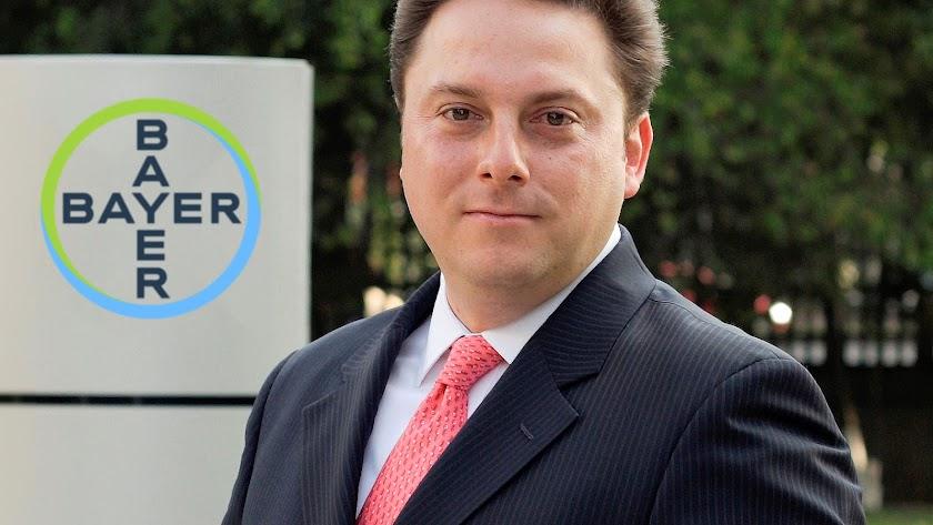 Bernardo Kanahuati, nuevo consejero delegado de Bayer para España y Portugal.