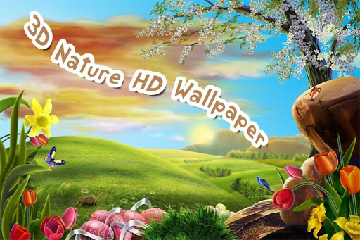 3D Nature HD Wallpaper