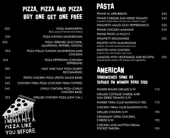 LTP-Less Than Perfect menu 4