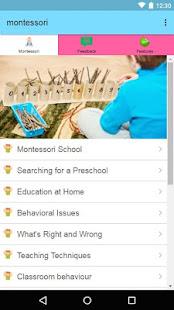 Montessori Teacher Training - náhled
