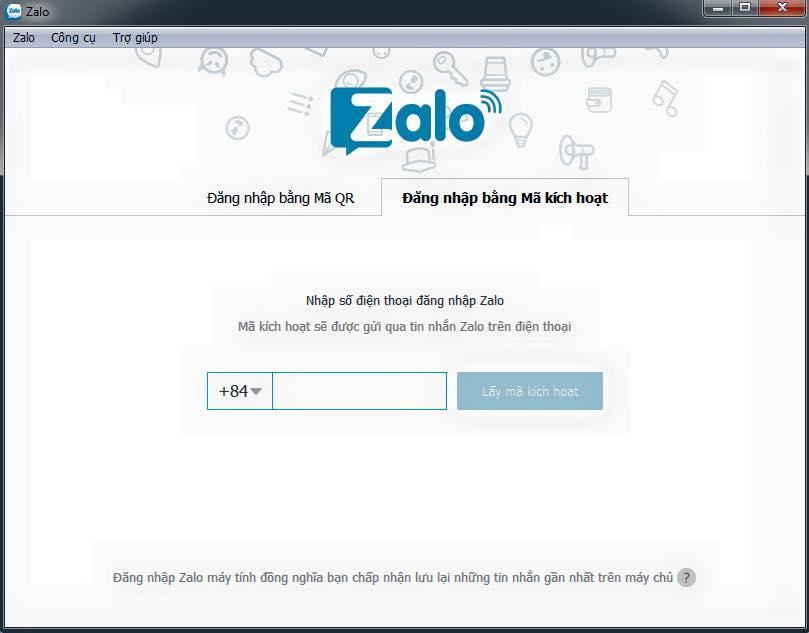 Cách đăng nhập zalo web như thế nào?