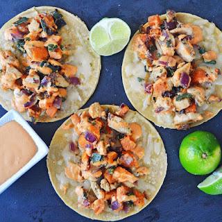 Chicken Potato Tacos Recipes