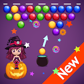 Bubble Candy Shooter Halloween