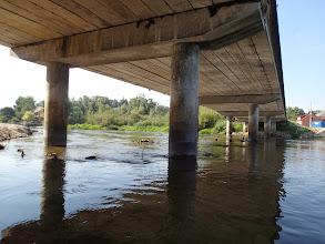Photo: pod mostem