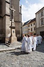 Photo: ... ke kostelu sv. Mořice