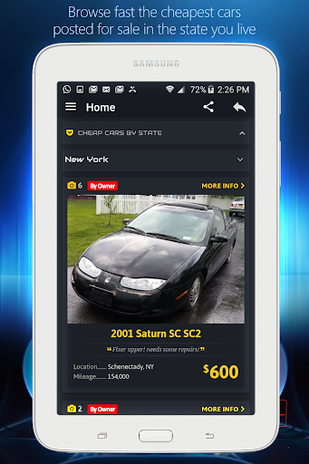 Cheap Cars For Sale - Autopten  screenshots 16