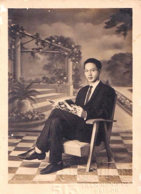 Tran Van Nga - Công tử Bà Bài 1957.jfif