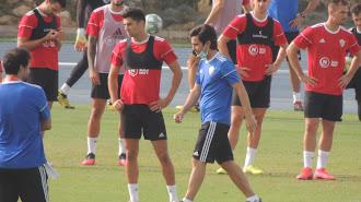 Mario Silva, este domingo.