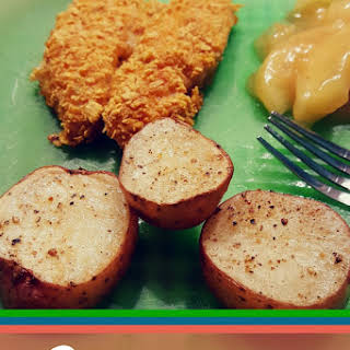 Baked Ranch Chicken and Potatoes.