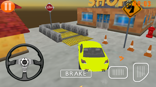 Speed Parking Mania 3D