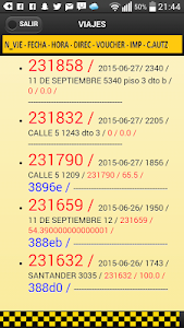 Taxi Pampa Taxistas screenshot 6