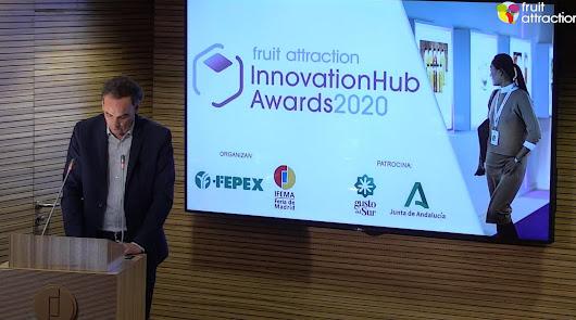 Agrocolor gana el premio Innovation Hub de Fruit Attraction