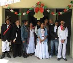 Photo: Re-enactment of Mexican Independence Sept. 2012