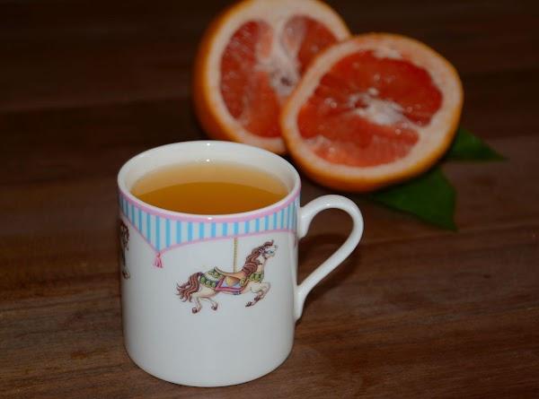 Citrus Tea From The Land Of Kangaroos Recipe