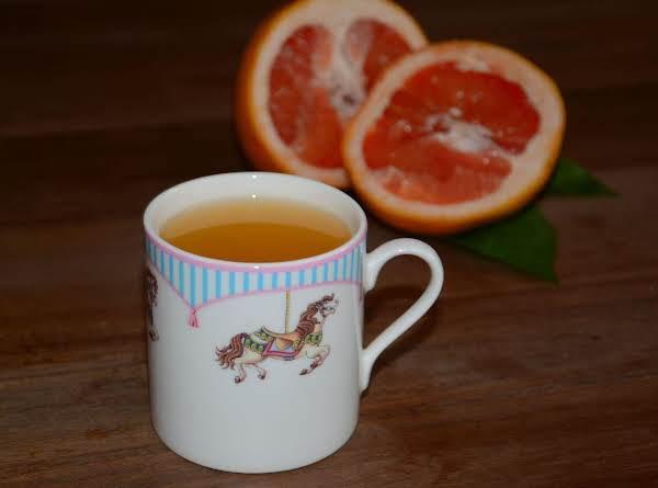 Citrus Tea From The Land Of Kangaroos