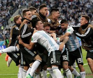 Titulaire avec l'Argentine au Mondial, il file au Qatar