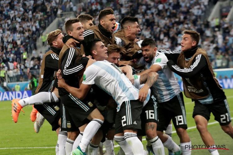 Gabriel Mercado, basisspeler voor Argentinië op het WK2018, tekent contract in Qatar