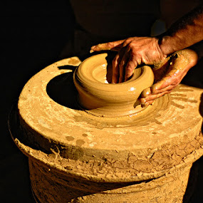 pottery by Rob Reyes - Artistic Objects Other Objects