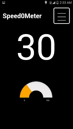 Speed0Meter screenshot 3