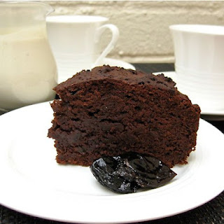 Sugar Free Chocolate Prune Cake
