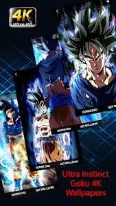 Download Ultra Instinct Goku Wallpapers Hd 4k Apk Latest Version App