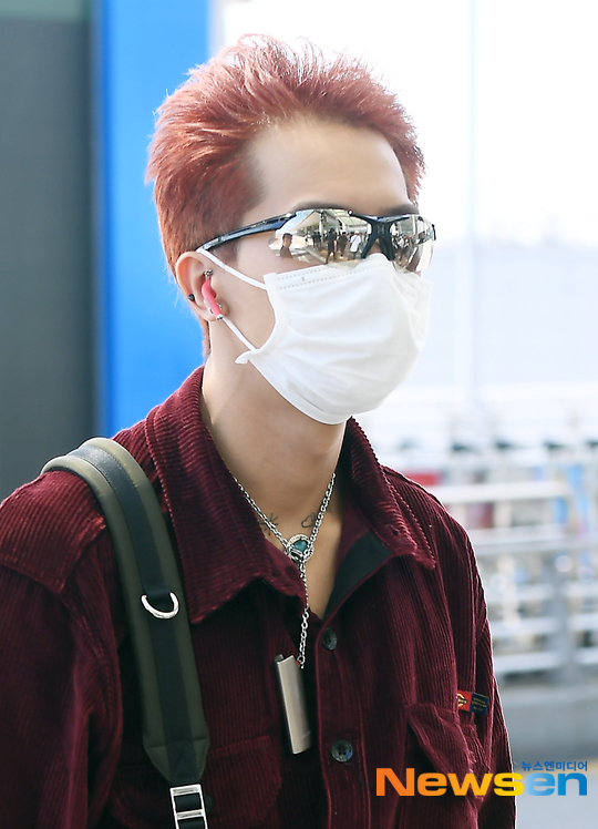 song mino fashion necklace 1