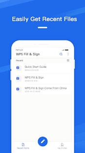 WPS Fill & Sign 1