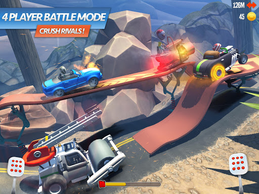 Racing Rocket : Parkour Rivals 1.0.3 screenshots 16