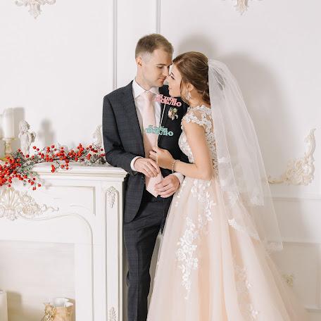 Wedding photographer Irina Skulina (iriwa24). Photo of 25.12.2017