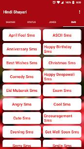 Hindi Shayari, WhatsApp Status & Jokes 2019 App Download For Android 4