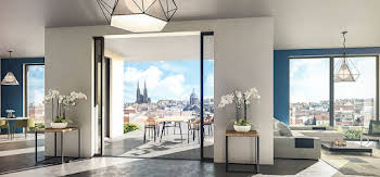 Appartement 2 pièces 38,97 m2