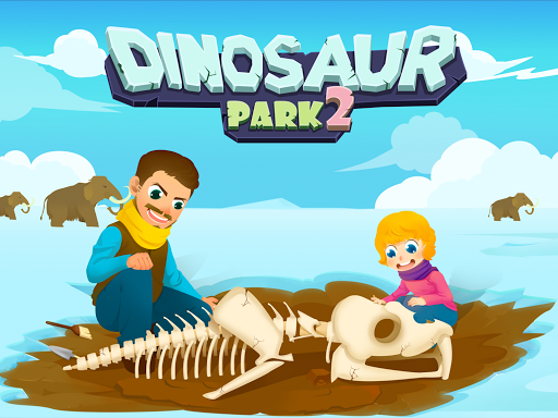 Dinosaur Park 2 - Simulator Games for Kids android2mod screenshots 11