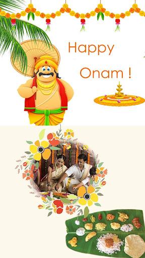 Onam Photo Frames 1.0 screenshots 1