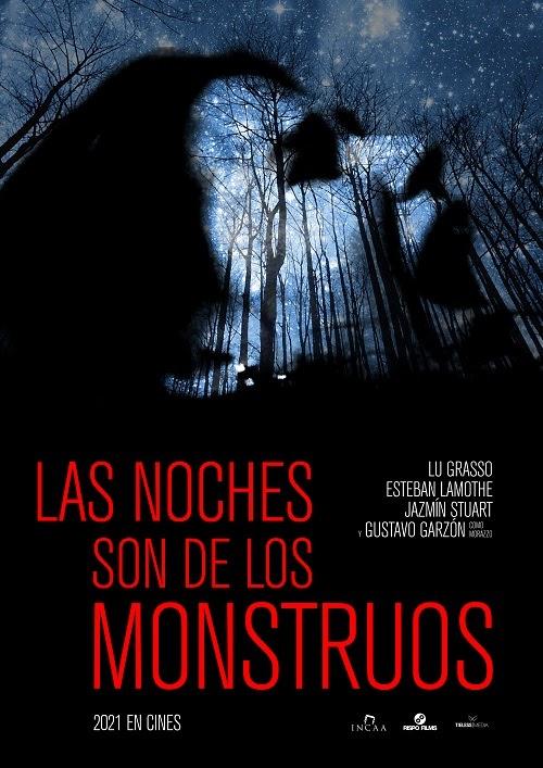 Las noches son de los monstruos